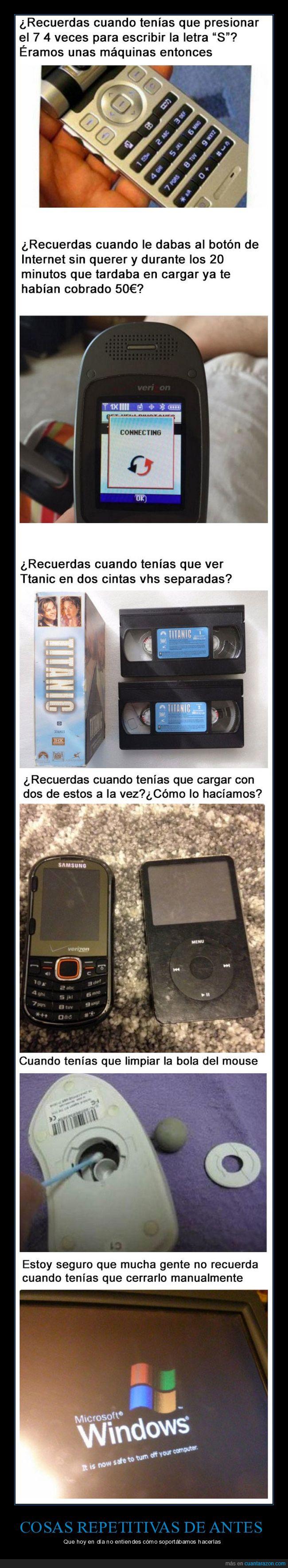 gadgets,nostalgia,pasado,tecnología