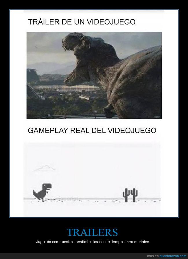 dinosaurio,gameplay,trailer