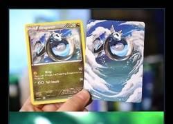 Enlace a Chica revive cartas de Pokémon antiguas y las redibuja de forma espectacular