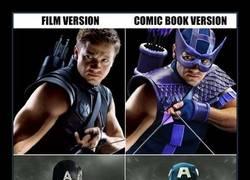 Enlace a Protagonistas de las películas de Marvel si fueran como se supone que son en cómics