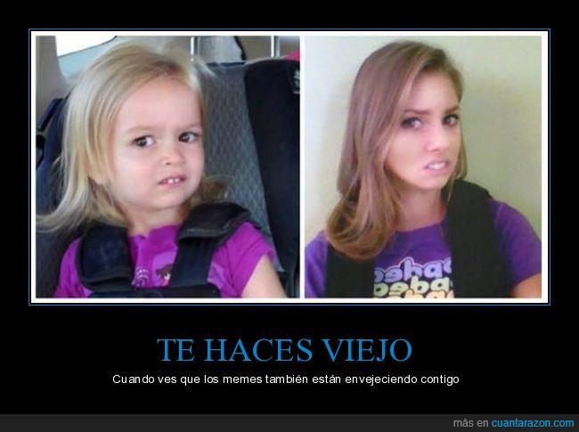 Confused Little Girl,memes,niña