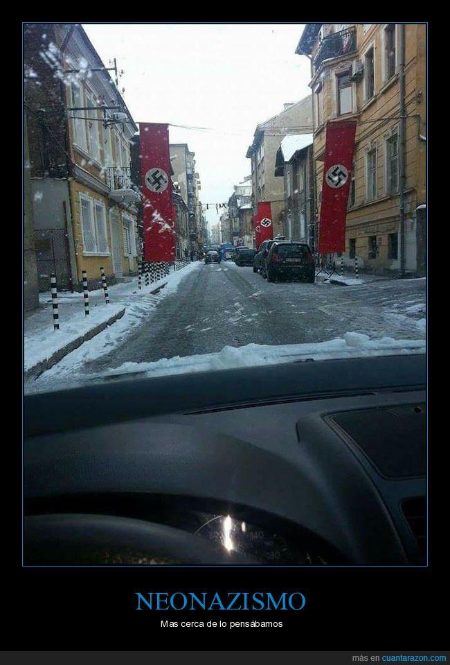 bandera,Bulgaria,nazi,neonazi,neonazismo