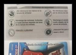 Enlace a 14 libros de instrucciones traducidos como el orto