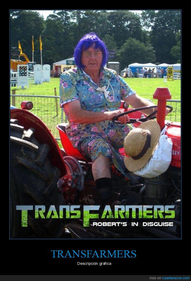 granjera,trans,transformers