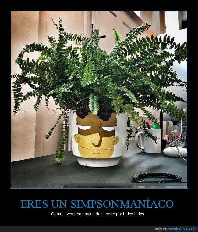 actor secundario bob,planta,simpson