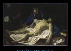 Enlace a LEVÁNTATE JESÚS