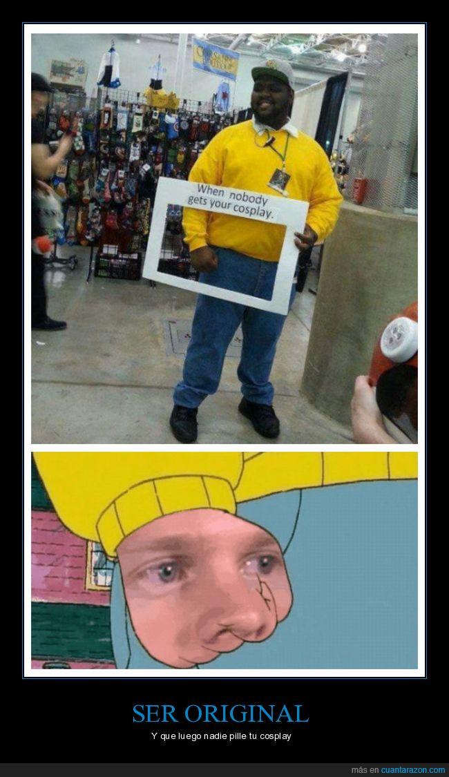cosplay,meme,puño