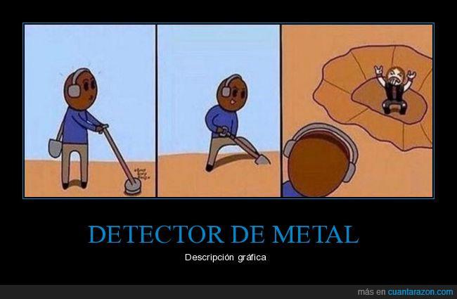 detector,metal,metalero