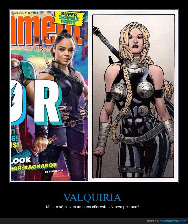 Marvel,minoría,políticamente correcto,Thor Ragnarok