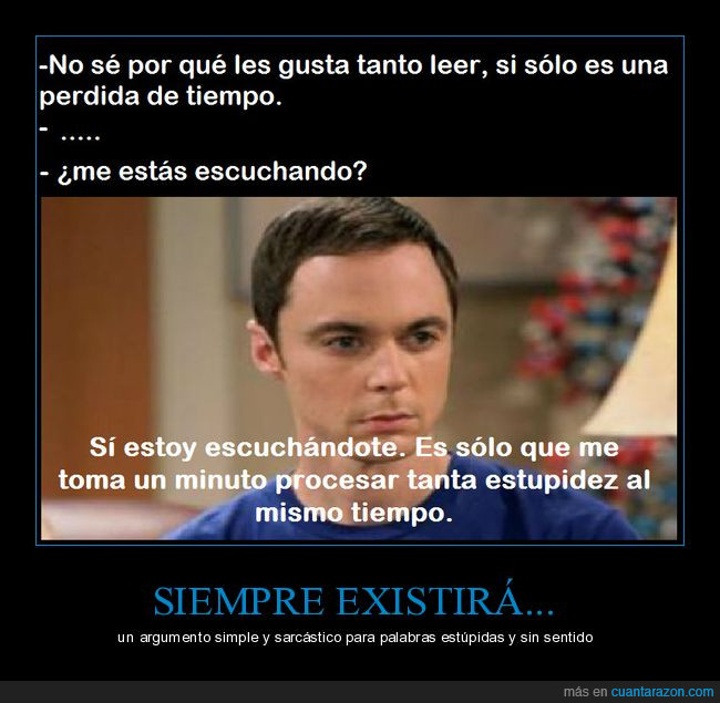 Bazinga!,Leer,Sheldon Cooper,The big bang theory,¡Soy batman!