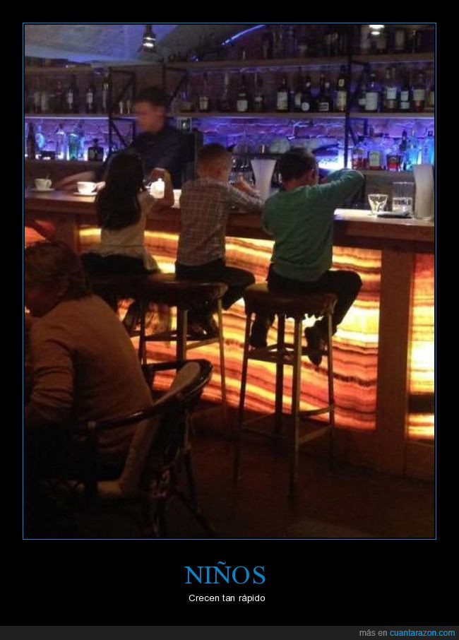 bar,barra,niños