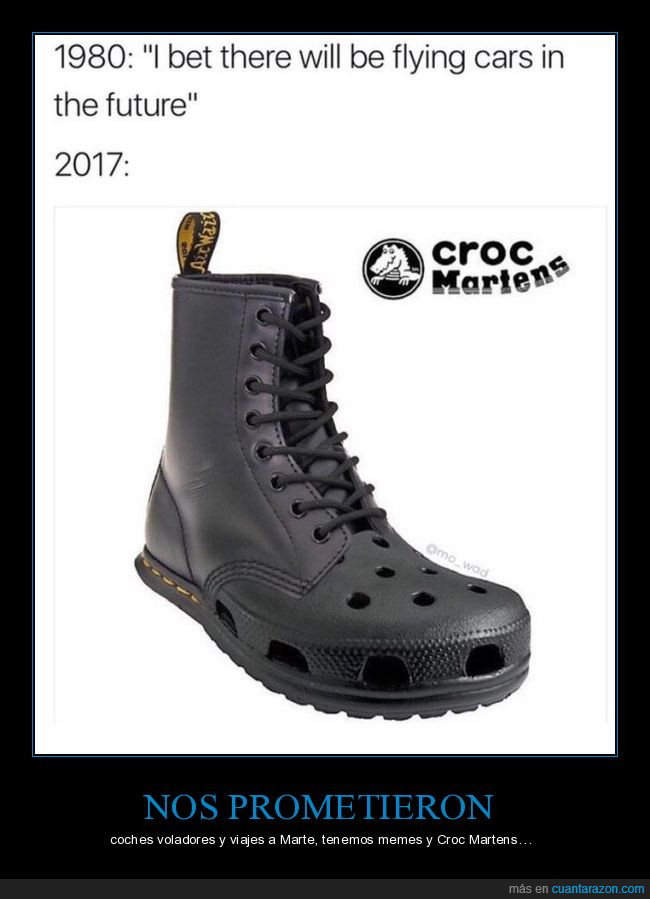 absurder,bitas,Croc Martens,mierder