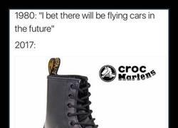 Enlace a A la mierda el futuro