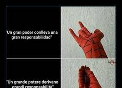 Enlace a SPIDER-MAN ITALIANO