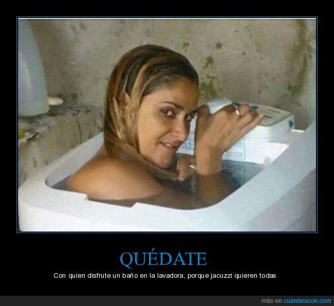 baño,chica,lavadora,wtf