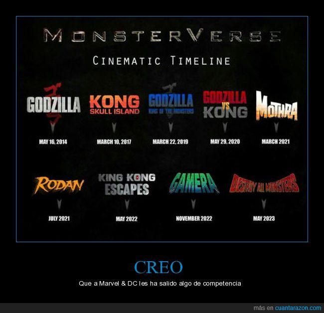 kong,películas,saturación