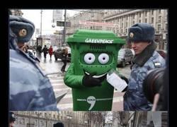Enlace a Los rusos pasan del reciclaje y de todo