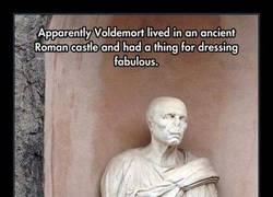 Enlace a Voldemort en la Antigua Grecia