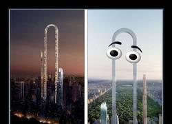 Enlace a Desvelan el nuevo rascacielos que van a construir en NYC y nos suena mucho a alguien...