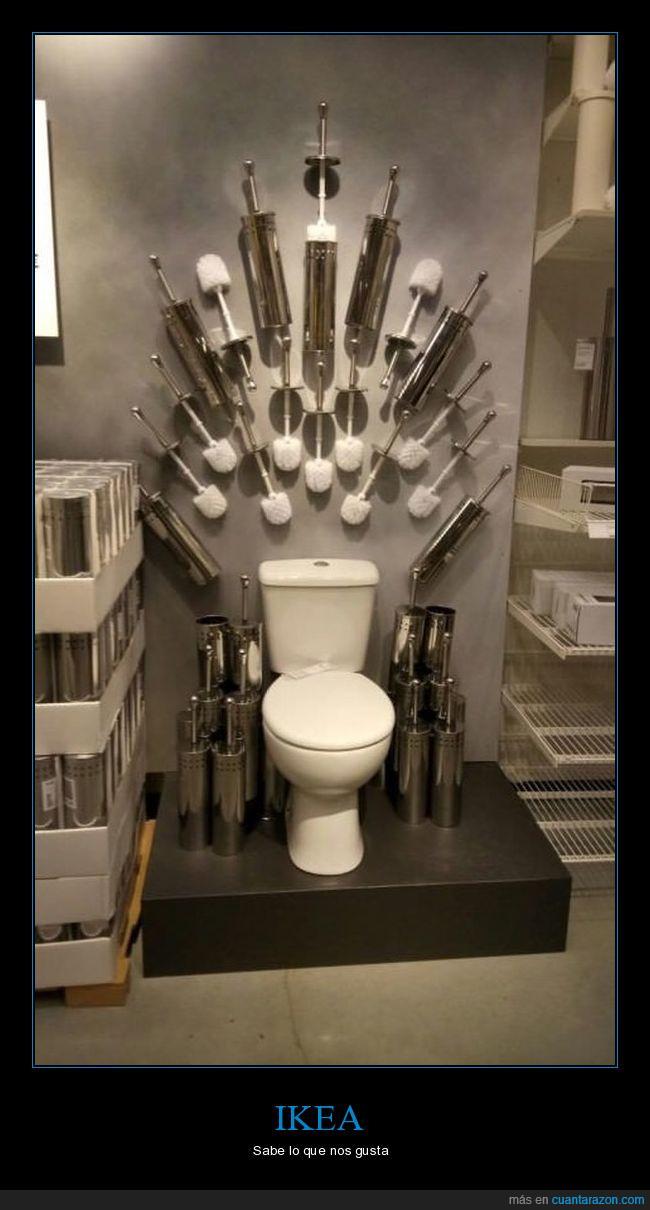 ikea,juego de tronos,trono,water,wc