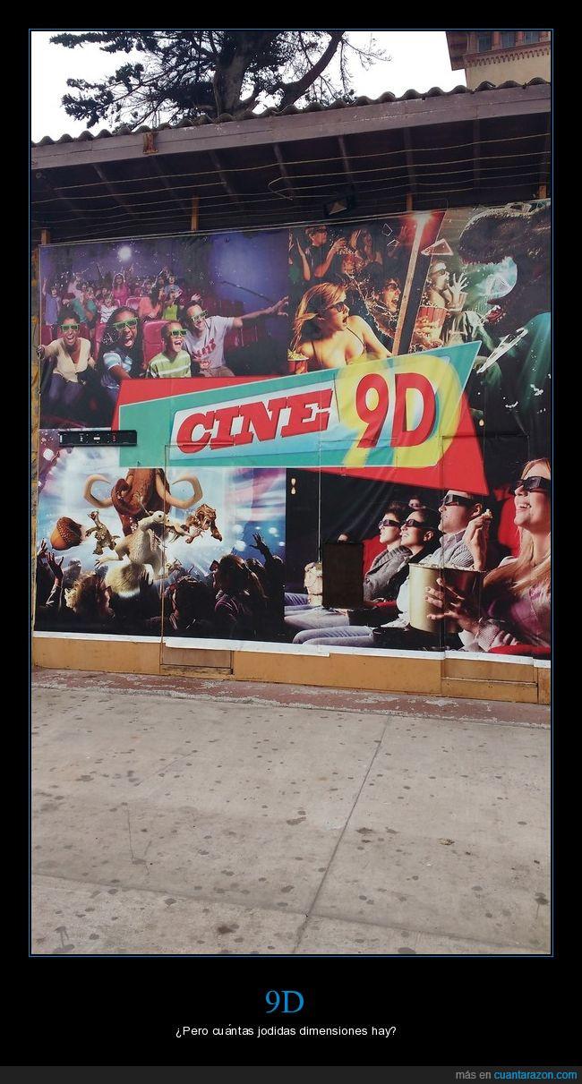 9d,cine,películas