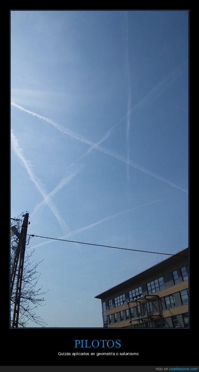 cielo,estrella,pentagrama
