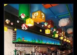 Enlace a Acaban de abrir un bar temático de Super Mario en Washington y es lo máximo