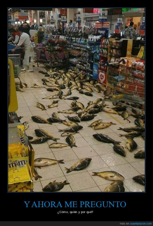 Pescado,Supermercado