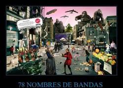 Enlace a 78 NOMBRES DE BANDAS