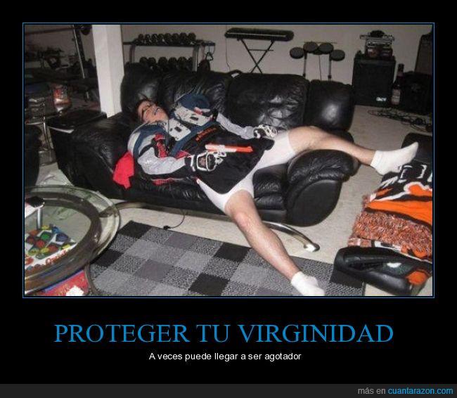 chico,pistola,videojuegos,virginidad