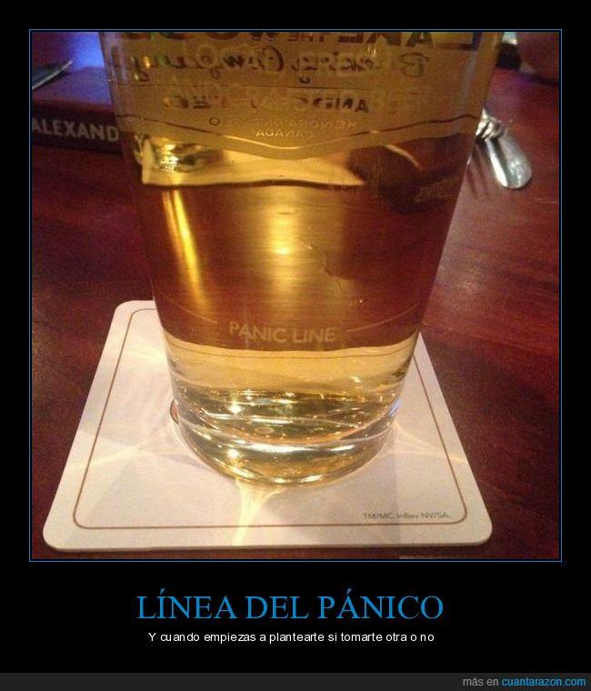 bar,línea,mesa,pánico