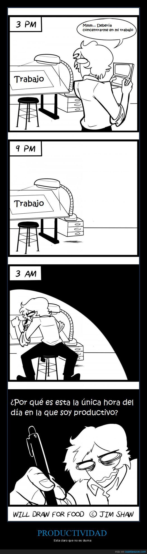 día,hora,noche,productividad,trabajo