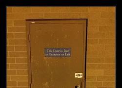 Enlace a La puerta WTF