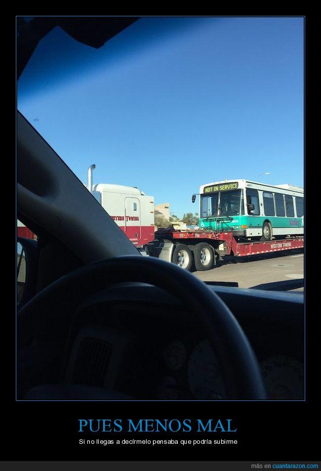 autobús,bus,camión,sin servicio,subir