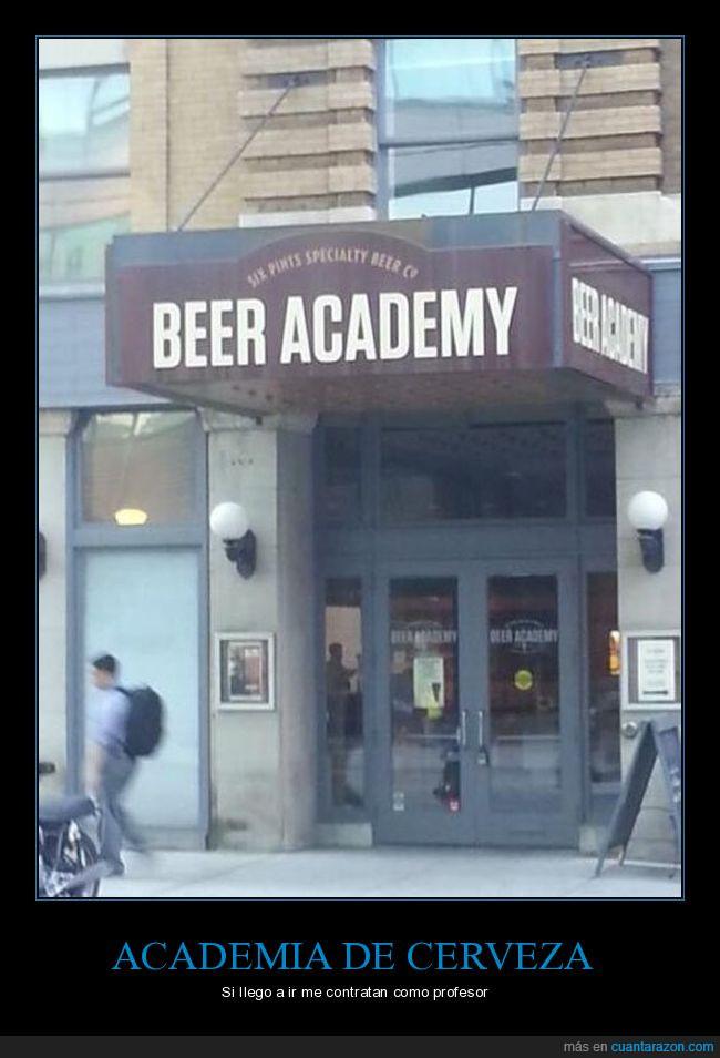 academia,beber,cerveza,instante,profesor