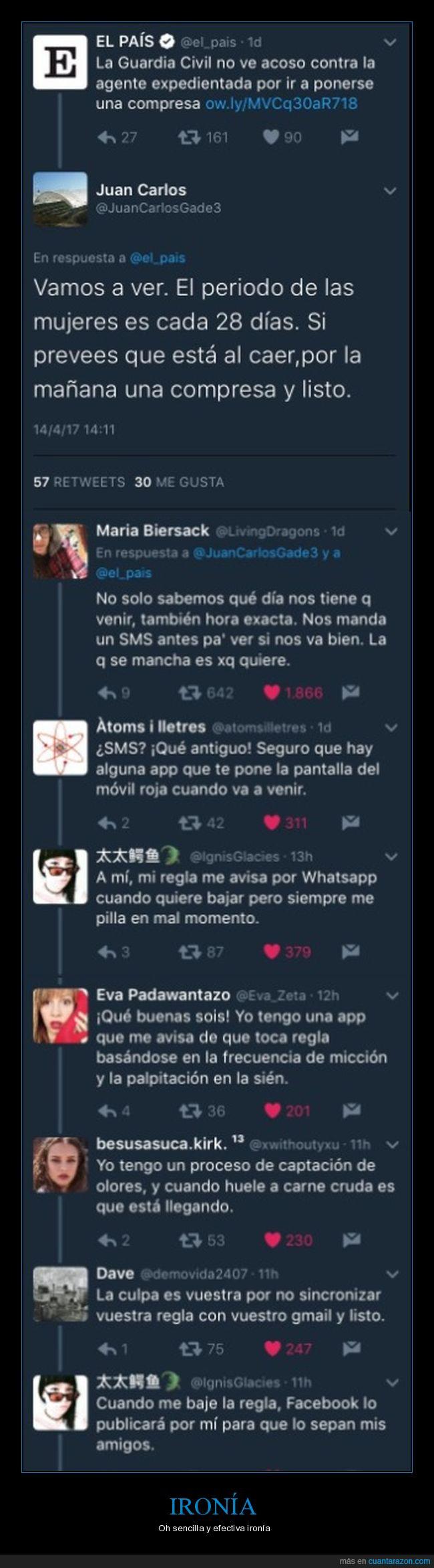 mujeres,regla,tweets