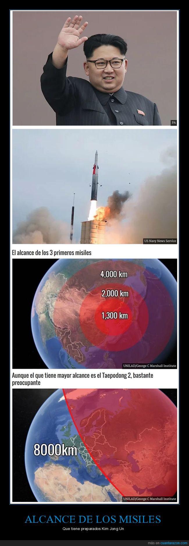 corea del norte,destrucción,misiles