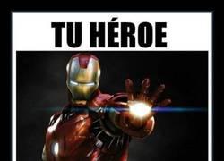 Enlace a La cosa va de héroes