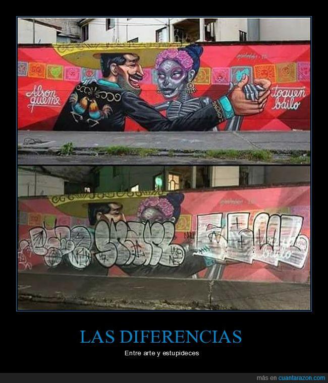 arte,emm baile con la muerte?,graffiti,letras,urbano