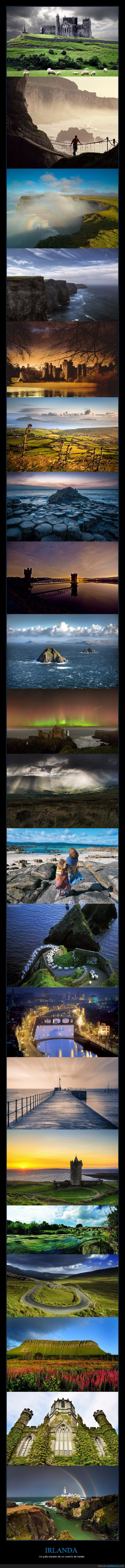 geografía,irlanda,país