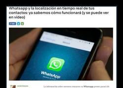 Enlace a Los de Whatsapp quieren que nos matemos unos a otros