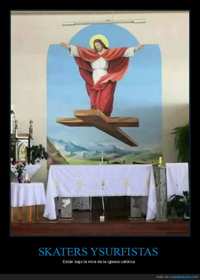 cruz.púlpito,imagen,Jesús