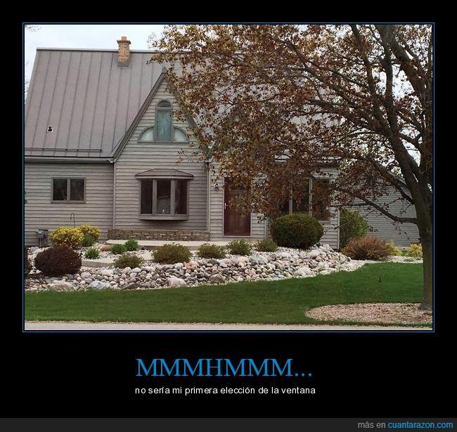 casa,forma,ventana,vidrio,vitral