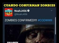 Enlace a DOBLE RASERO: Cuando se confirman zombies vs cuando se confirman mujeres en un videojuego
