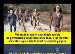 Enlace a Desmontan 2 hechos de The Walking Dead que tirarían la serie por los suelos