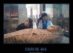 Enlace a ERROR 404