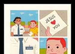 Enlace a JESÚS TE QUIERE