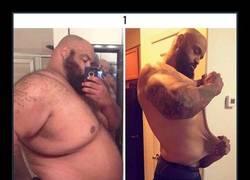 Enlace a 21 cambios de antes y después de perder grasa que no creerás que sean la misma persona