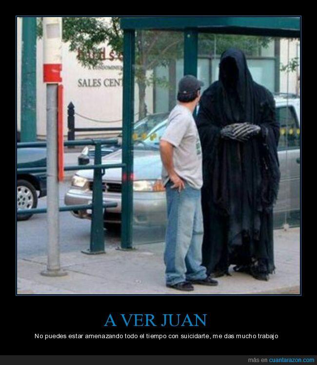 amenazar,Juan,manos,muerte,trabajo,túnica