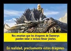 Enlace a La teoría que desmonta totalmente los dragones de Juego de Tronos